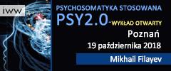 PSYCHOSOMATYKA STOSOWANA PSY2.0 - wykład otwarty