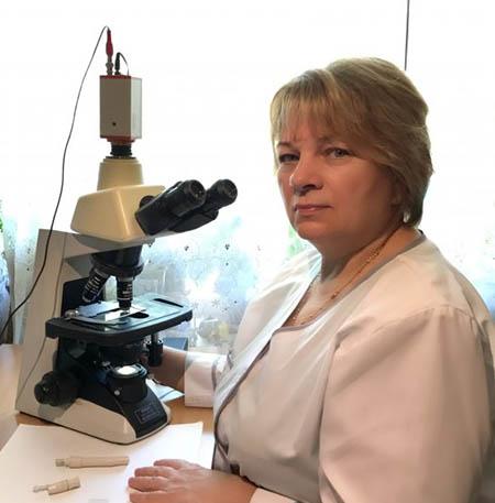 dr Nina Izulina
