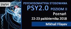 PSYCHOSOMATYKA STOSOWANA PSY2.0 – poziom II