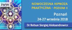 Nowoczesna Hipnoza Praktyczna - Poziom II